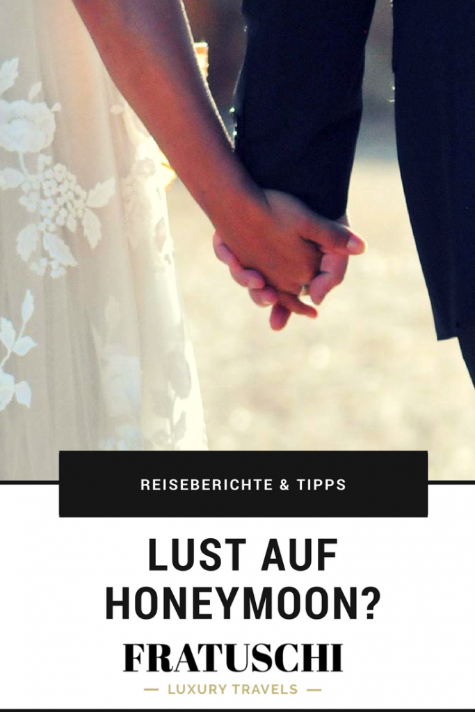 Hochzeit Reise